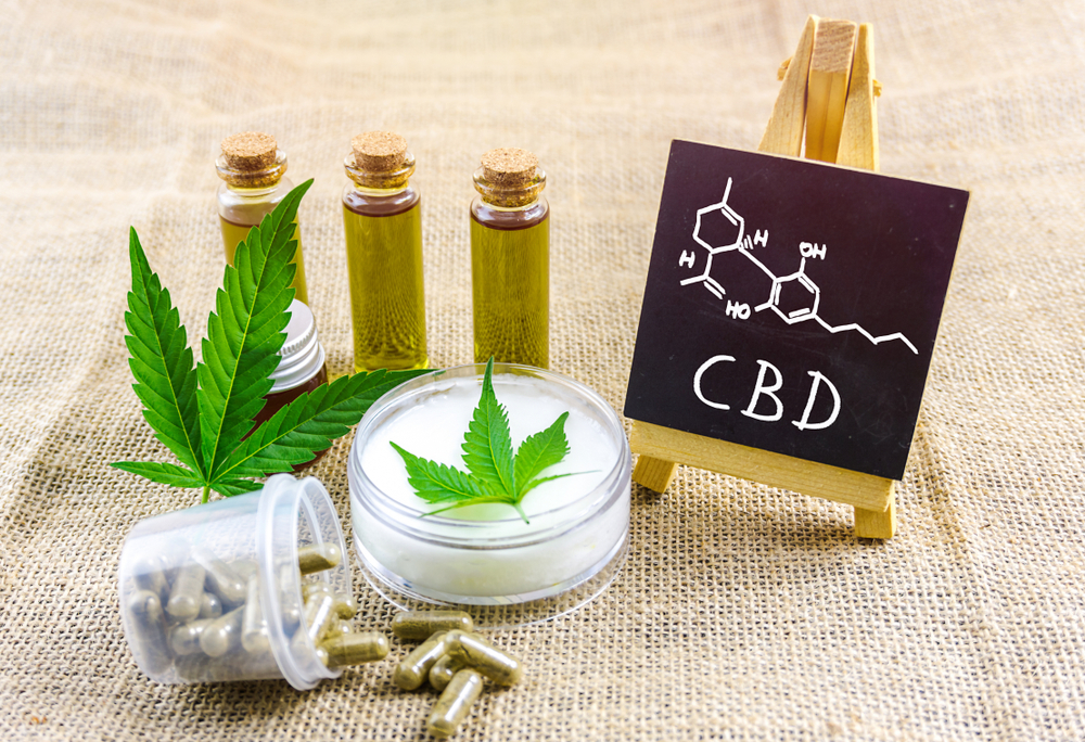 explaining CBD benefits family